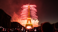 Feu d'artifice du 14 juillet 2014 sur le site de la Tour Eiffel  Paris - Fireworks on Eiffel Tower #14juillet #Bastilleday (y.caradec) Tags: paris france monument night lumix europe torre eiffeltower compositions illumination eiffel firework bynight f fete lumiere torreeiffel champdemars lightening eiffelturm nuit iledefrance groupe compagnie feu dmc bastilleday artifice eclairage 14juillet feuxdartifice nationalday feux feudartifice spectacle 2014 parisbynight parisien ftenationale fetenationale pyrotechnie parislanuit groupef floodlighting europefrance pyrotechnique guerreetpaix artificier gx7 140714 eiffelturmkleidet 14juillet14 maitreartificier 14juillet2014 dmcgx7 lumixgx7 compagniegroupef feudartificedu14juillet