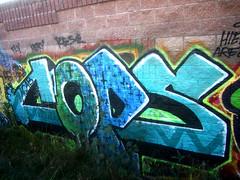 COPS (LowPro510) Tags: street west logo graffiti oakland cops cop bottoms cern lower 2012 westoakland acab lowerbottoms