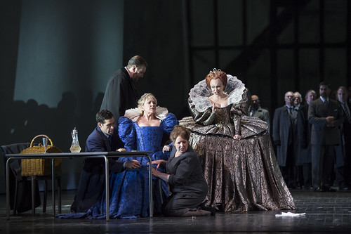 Maria Stuarda broadcast live by BBC Radio 3 on 14 July 2014 at 7.15pm