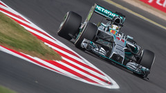 Lewis Hamilton (Fireproof Creative) Tags: cars grand f1 racing grandprix prix silverstone formulaone british circuit 2014