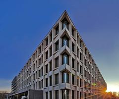 170A8555 (Ricardo Gomez A) Tags: buildings concrete facade sika ittenbrechbhlag perspektive perspectiva perspective limmatbuilding