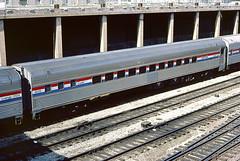 Amtrak Coach 4009 (Chuck Zeiler) Tags: amtrak coach 4009 railroad budd chz chicago
