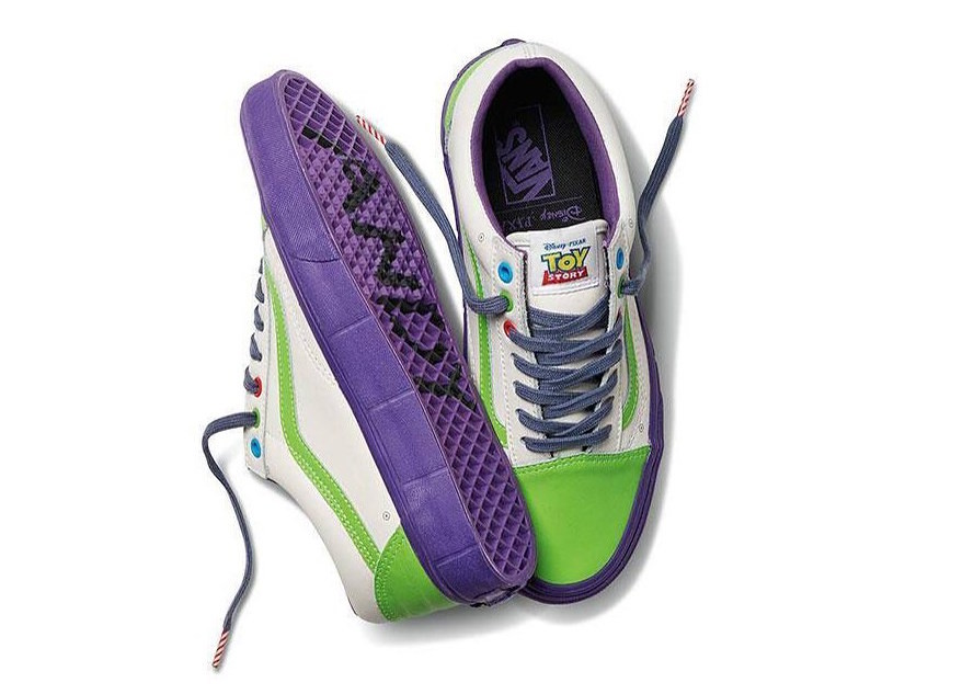 Vans Toy Story Buty
