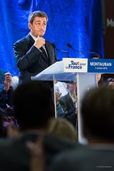 20161005_DSC4551 (patrickbatard) Tags: lr campagne meeting montauban primaire rpublicains sarkozy toutpourlafrance