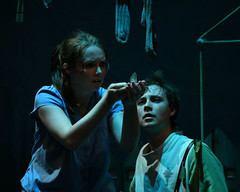 From  Grace Lancaster and Jack Brett- Underneath a Magical Moon - Photo by Brian SlaterDSC_5204 (York Theatre Royal) Tags: magicalmoon tuttifrutti