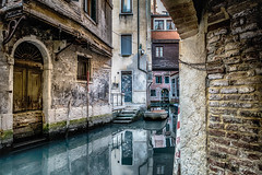 Canals of Venice (Dmitry_Pimenov) Tags: venetto venice venezia city cityscape cityview citta awesome water urban urbano building architecture boat old bricks wall dipimenov dmitrypimenov  sony