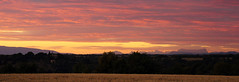 DSC05331 - PROVENCE (HerryB) Tags: provence hauteprovence plateau de valensole france frankreich francia paca panorama abend evening sunset soir sonnenuntergang