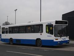 1017 K117 HUM Volvo B10B Strider [12] (sambuses) Tags: 1017 k117hum