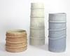 New Ceramic Rope Vessels (anczelowitz) Tags: ceramic pottery clay stoneware glaze texture handmade craft anczelowitz new tableware vase plates elledecor cnx artisan