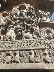 Temple walls 9 (kaushal.pics) Tags: helbedu hoysala