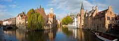 Bruges - View from the Rozenhoedkaai (pe_ha45) Tags: brgge bruges brugge brujas flandern belgium belgien belgique
