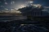 Dramatic morning at High Rock (RonanToomey) Tags: sunrise ireland fingal water portmarnock sea seaweed beach highrock dawn dublin morning rocks coastline coast waves light countydublin ie