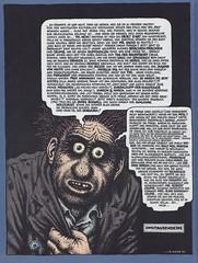Robert Crumb / Endzeit Comics / Rückseite (micky the pixel) Tags: comics comic comix undergroundcomics buch book livre zweitausendeinsverlag robertcrumb endzeitcomics