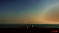 Adriatic Sea (triziofrancesco) Tags: mare sea cielo sky triziofrancesco molise costa adriatico orizzonte flat panorama