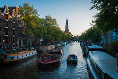 Amsterdam Canals (primo2424) Tags: amsterdam cityscape landscape europe holland netherlands nature architecture canals oldworld bikes