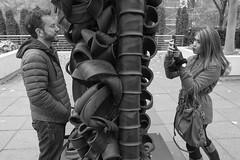 No Title (Tomoius) Tags: tomaspetkus usa illinois chicago 42dward downtown fujifilmxpro2 fujinonxf18mmf2 street streetphotography documentary city urban bw candid weird straight milleniumpark michiganave park human noiretblanc blackandwhite