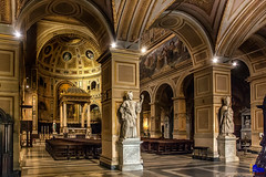"""San Lorenzo in Damaso • <a style=""""font-size:0.8em;"""" href=""""http://www.flickr.com/photos/89679026@N00/30651320441/"""" target=""""_blank"""">View on Flickr</a>"""