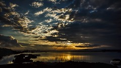 ~~~~~ (Jean McLane) Tags: sunset seascape landscape france darksky cloudy cloudscape clouds nuages nubes