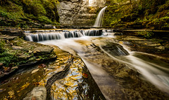 Waterfallin With a Friend II (TheExplorographer.com) Tags: fingerlakes havanaglen watkinsglen montourfalls upstateny newyork explore waterfall photography sony teamsony a7rii landscape travel water outdoor hiking workshop