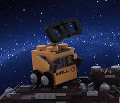 Nerd-E (Faron*) Tags: lego afol disney pixar snot nerdvember moc