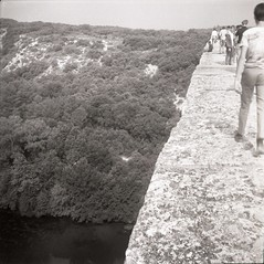 ... (Hen's March) Tags: pont du gard france 1971 seventies siebziger agfa click