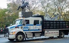 NYPD Police Truck on Central Park South, New York City (jag9889) Tags: jag9889 usa demonstration manhattan people 20161113 outdoor 2016 centralparksouth immigrants truck statue car elect 59thstreet march midtown immigration newyorkcity rally nypd donaldtrump president trump newyork protester auto automobile finest firstresponder lawenforcement ny nyc newyorkcitypolicedepartment policedepartment transportation unitedstates unitedstatesofamerica vehicle us