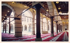 Shafi Masjid, Jeddah KSA (danielbennett6) Tags: mosque masjid jeddah jiddah saudiarabia saudi arabia albalad balad islamic architecture