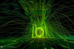 The Matrix (dougsooley) Tags: steelwool steelwoolphotography longexposure longexposures canon canon1dx fisheye california cali sandiego lajolla lajollashores scripps scrippspier light lightpainting