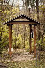 trailhead (cleotalk) Tags: asbury trails ky kentucky hiking wilmore