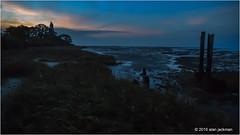 Sunset at St. Marks Lighthouse, St. Marks National Wildlife Refuge (alan jackman) Tags: alanjackman jackmanonjazz nikon stmarks lighthouse florida wildlife refuge natiional d7000 night dark sunset sun color colorful beach tokina 1224mm wide angle dslr