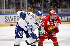 Leksand - Mora 2016-03-10 (Michael Erhardsson) Tags: leksand if lif 2016 ishockey svensk leksands match slutspelsserien derby morea ik daladerby dalarna mars tegera arena hemmaplan jon knuts