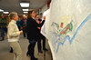 Rogers City - Dot Voting on Alternatives (michiganseagrant) Tags: michiganseagrant sustainablesmallharbors smallharbors michiganseagrantextensioneducators rogerscity lakehuron charrettes charrette marina tourism discoverus23 harbors