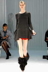 00070fullscreen (Mademoiselle Snow) Tags: sacai autumnwinter 2011 ready wear collection