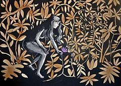 Fiore d'autunno (pabigelli) Tags: foresta autunno