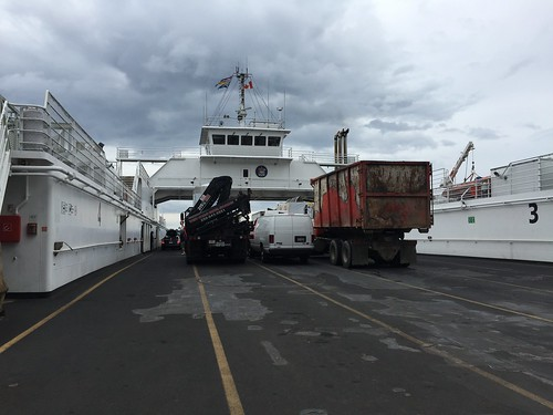 Victoria Swartz Bay to Salt Spring Island Fulfort Harbour B.C. Ferry