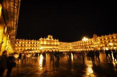 Salamanca. Plaza Mayor (ancama_99(toni)) Tags: salamanca espaa spain nikon night luces lights d7000 tokina 1116mm
