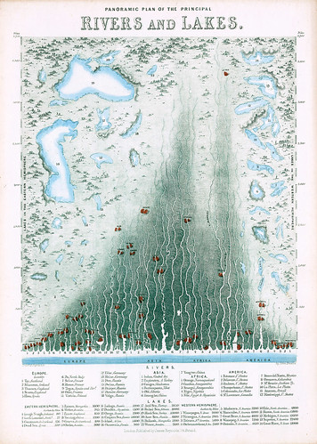 06-Affiche // 50x70cm // Rivers & lakes