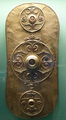 The Battersea Shield (jdf_92) Tags: england london museum britain shield celtic britishmuseum battersea ironage celticart batterseashield