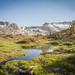 Yosemite Range   Saddle Bag Lakes