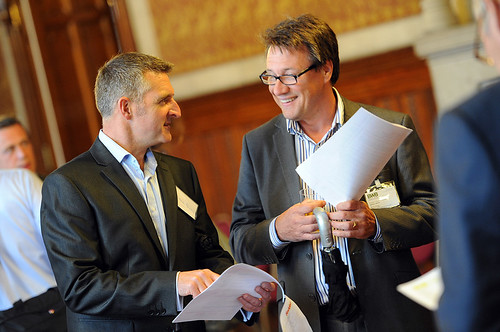 Built Environment Networking Manchester July 2013