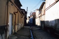 Ouzbekistan - Samarkande. Rue