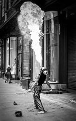 Fire (CorH) Tags: antwerpen blackwhite people street straatfotografie streetphotography urban antwerp belgie belgium corh bw candid blackandwhite city black white monochrome portrait