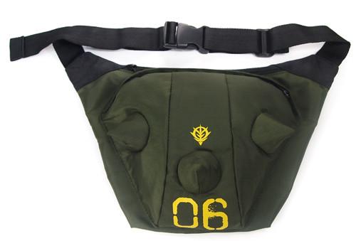 「薩克」尖刺側背包讓你超有出擊的FU!~