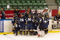 IMG_4100 (Armborg) Tags: girls sweden icehockey 98 u18 ishockey selects