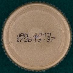 bottle screw cap (Leo Reynolds) Tags: canon eos iso100 bottle top cap squaredcircle 60mm f80 0125sec 40d hpexif xleol30x sqset093