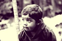 Baby (Michael Pereira Pereira) Tags: canon 50mm bokeh retrato modelo bebe t3 18 boke nio fondo desenfocado filtro