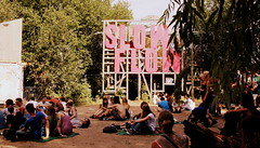 "Dockville 2013 // ""slow-grow-flow"", Móka Farkas (mit Julia Viebranz & DJ Beykin)  (HU)"