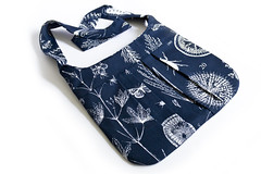 Retro Botanic Bag (Eskimimi) Tags: