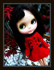 Woman In Red!  Eloise AKAW 41/52