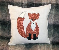 "Little Fox by Suzanne • <a style=""font-size:0.8em;"" href=""http://www.flickr.com/photos/29905958@N04/10114256254/"" target=""_blank"">View on Flickr</a>"